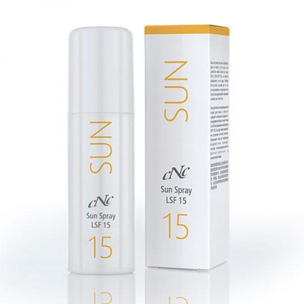 CNC Sun Spray LSF 15 125ml