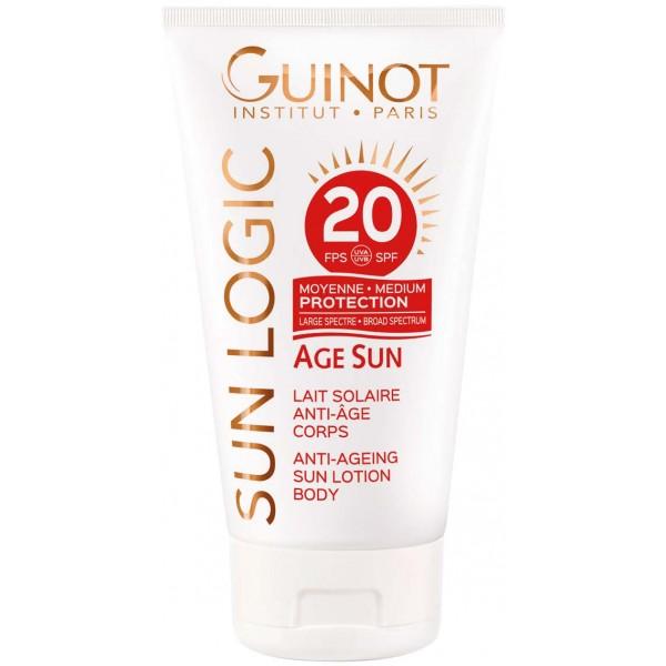 GUINOT Age Sun Body Milk LSF 20