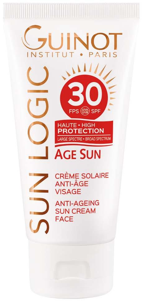 GUINOT Age Sun Face LSF 30