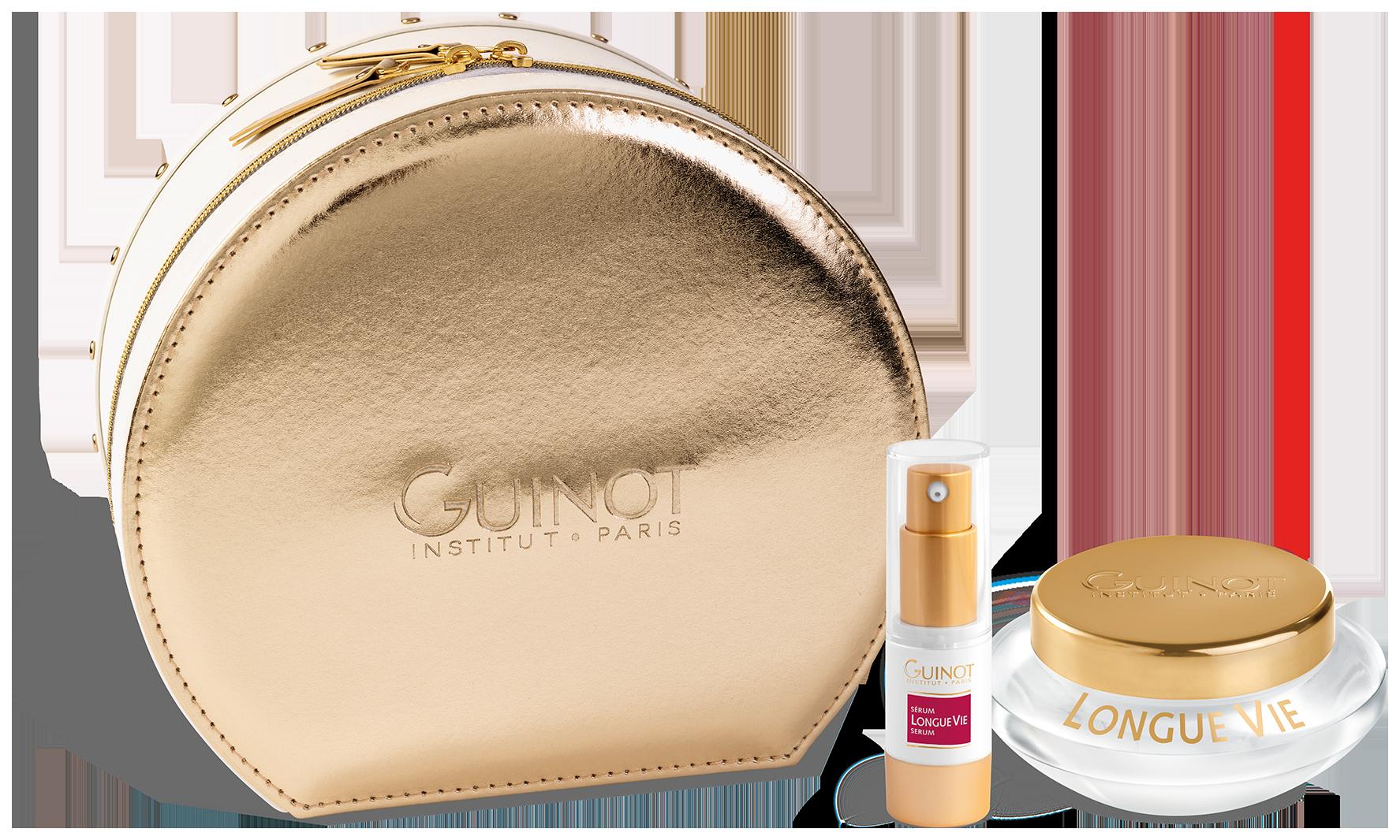 CC - Guinot Coffret Longue Vie - Weihnachts-Geschenkset