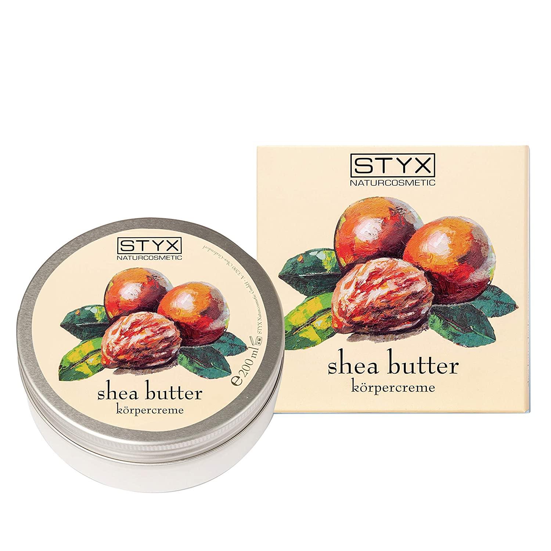 STYX shea butter body cream