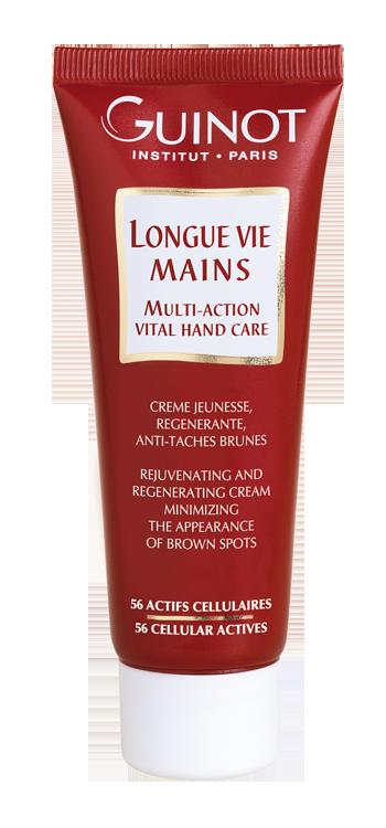 GUINOT Longue Vie Mains - 75 ml