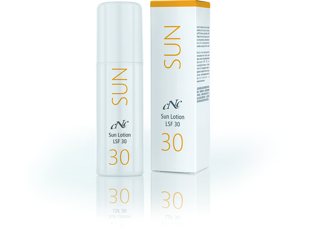 CNC Sun Lotion LSF 30 125ml