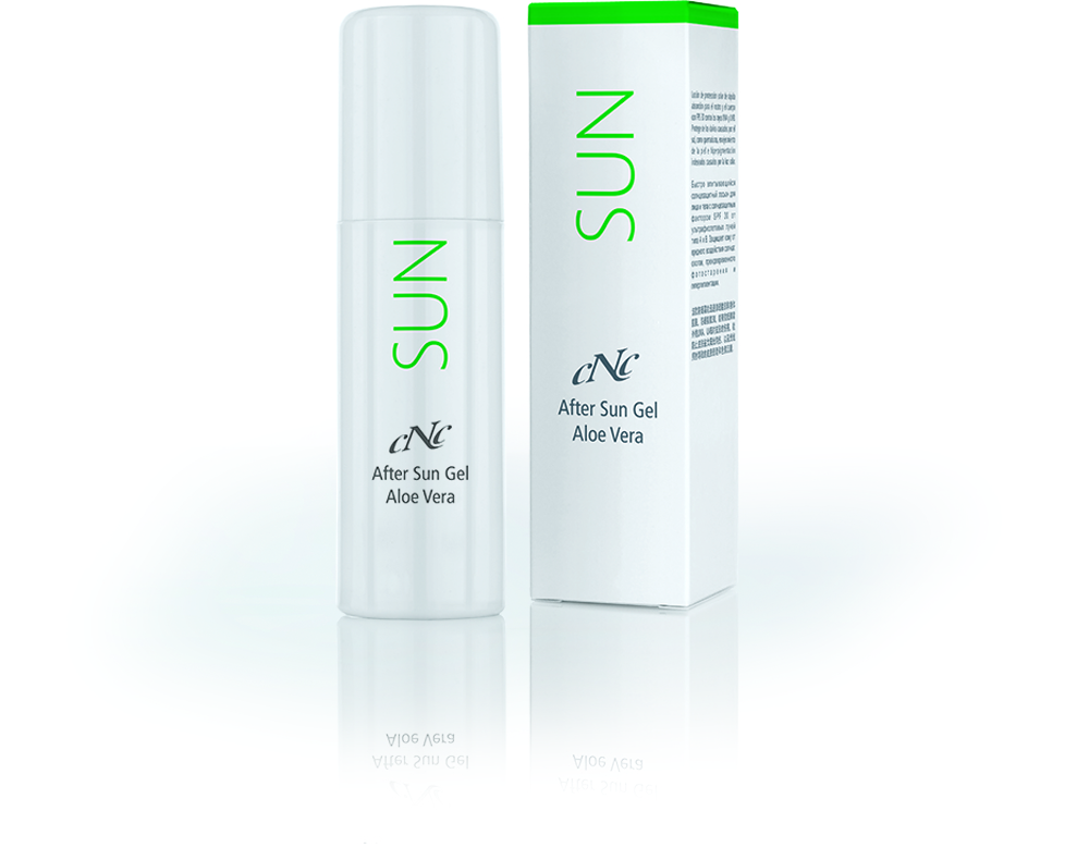 CNC After Sun Gel Aloe Vera 150ml