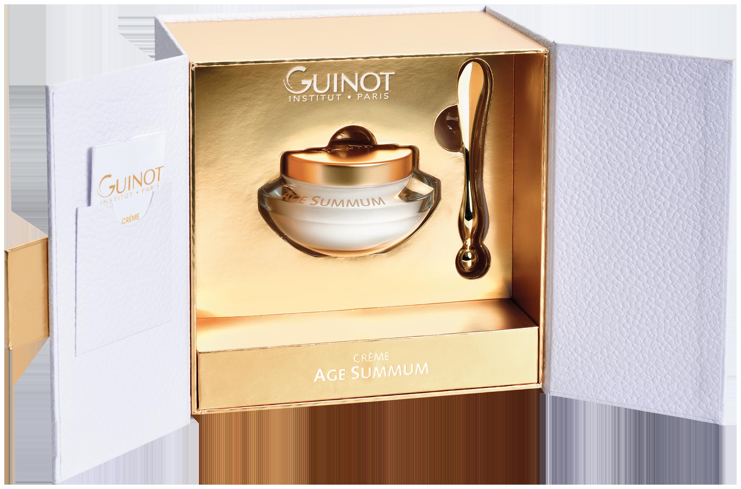CC - Guinot Coffret Age Summum  - Weihnachts-Geschenkset