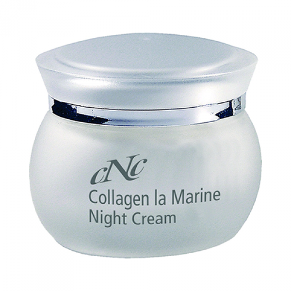 CNC Collagen la Marine Night Cream, 50 ml